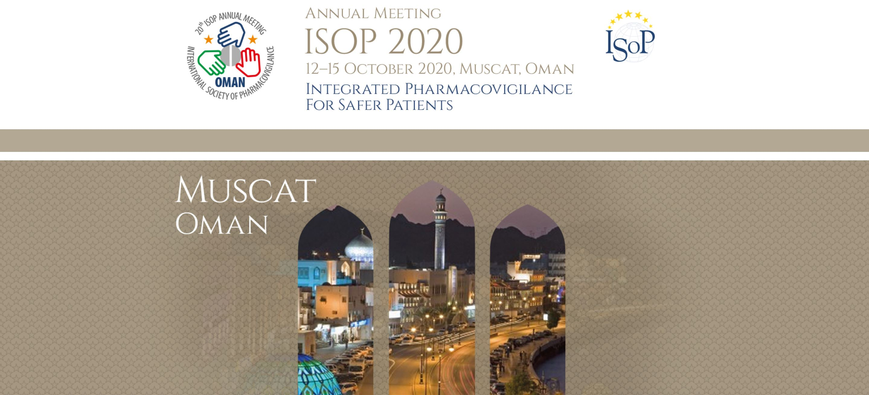 Annual Meeting  ISOP 2020